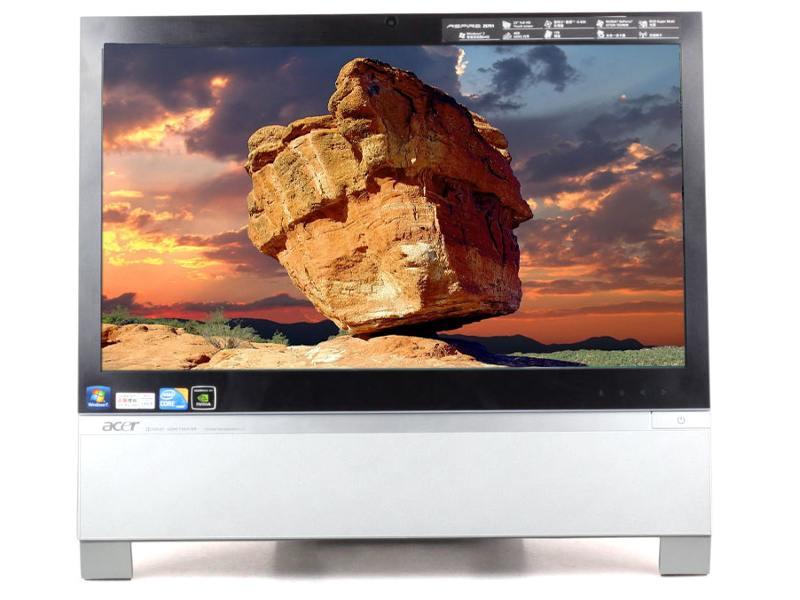 Acer aspire z3751, вид разъемов