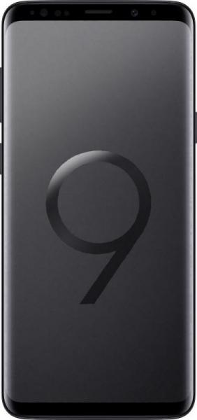 Samsung SM-G965F Galaxy S9+ 64Gb black