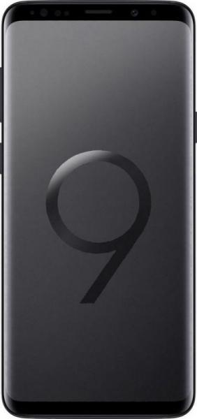 Samsung SM-G965F Galaxy S9+ 256Gb black