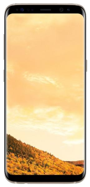 Samsung SM-G950 Galaxy S8 64gb black