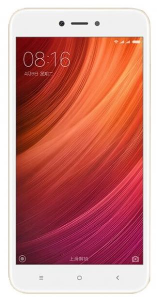 Смартфон Xiaomi Redmi Note 5A 2/16GB gold