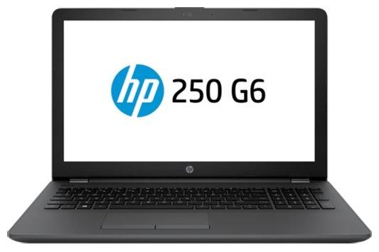 HP 250 G6 (4LT10EA) (Intel Core i3 7020U 2300 MHz/15.6