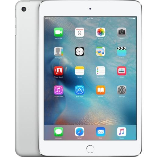 Планшет Apple iPad mini 4 128Gb Wi-Fi silver MK9P2RU/A