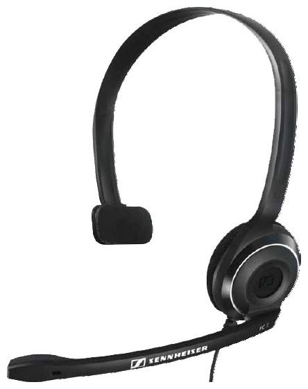 Гарнитура Sennheiser PC 7 USB black
