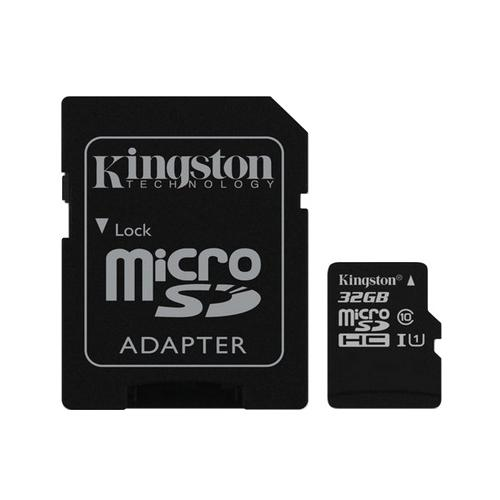 Носители информации Flash Card Kingston SDCS/32GB
